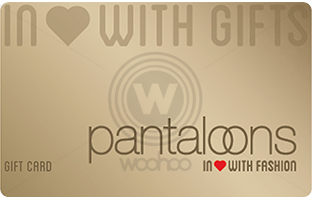 5e7221cfddb1 Pantaloons E-Gift (Instant Voucher)