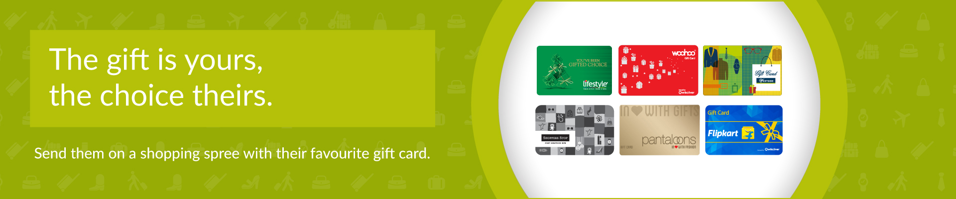 Gift Cards & Gift Vouchers - Buy a Gift Card from 100+ Brands ...