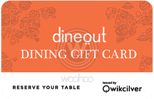 Dineout E-Gift Cards | Send Dineout E-Gift Card Instantly