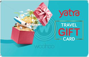 Yatra E-Gift (Instant Voucher)