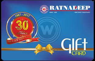Ratnadeep Super Market E-Gift(Instant Voucher)