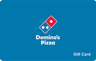 Dominos Gift Cards E Gift Vouchers Woohoo In