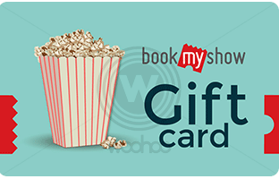 Easter gift cards e gift vouchers woohoo bookmyshow e gift instant voucher negle Images