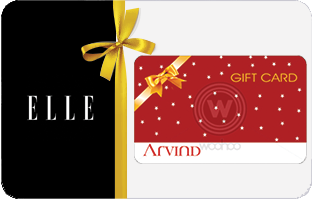 Gift cards for women choose from womens favourite brands arvind gift card elle negle Image collections