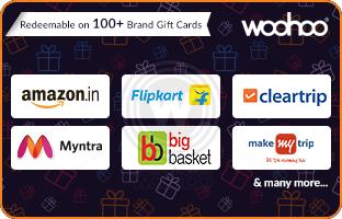 Woohoo Online E Gift