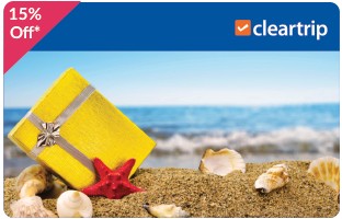 off on Cleartrip e-Gift Cards