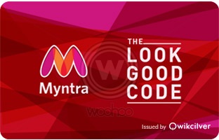 Easter gift cards e gift vouchers woohoo myntra e gift instant voucher negle Images