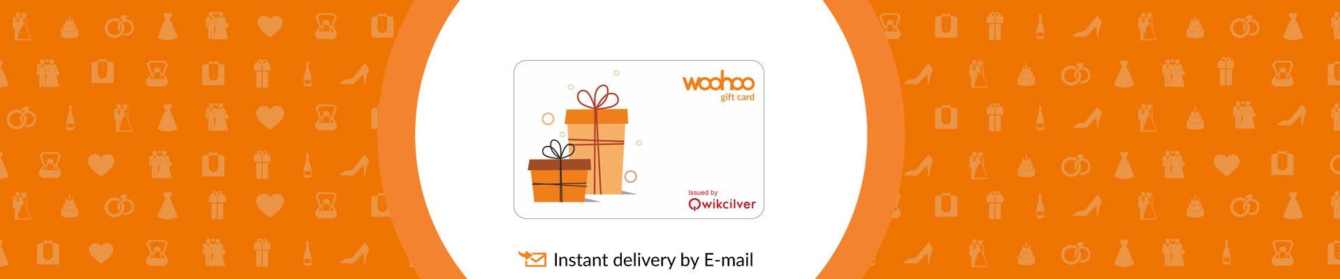 Woohoo E-Gift (E-01)